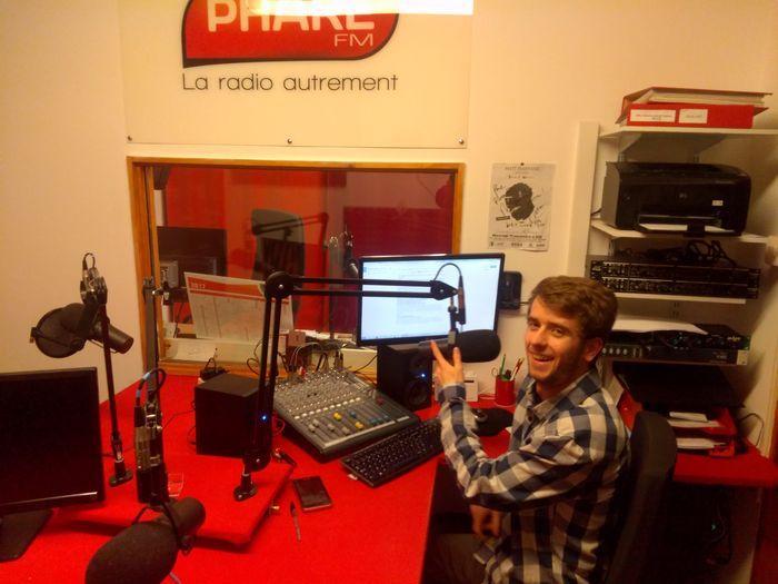 Studio Phare FM portes du dauphnié